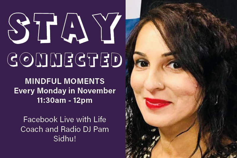 Mindful Mornings with Pam Sidhu
